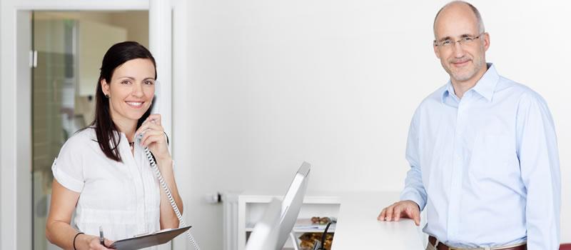 Como é a secretária ideal para o seu consultório?
