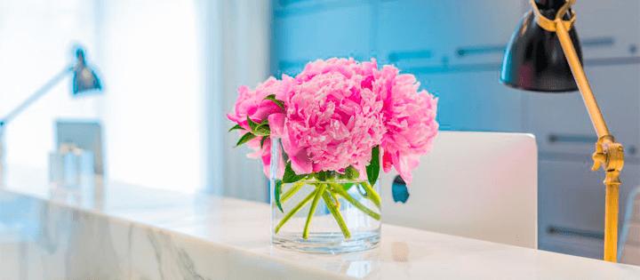 Qual é a decoração ideal para um consultório?