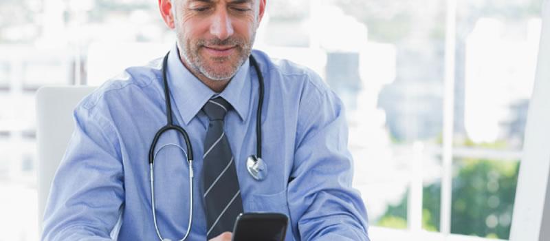 Como o seu smartphone pode ajudar na gestão da sua clínica