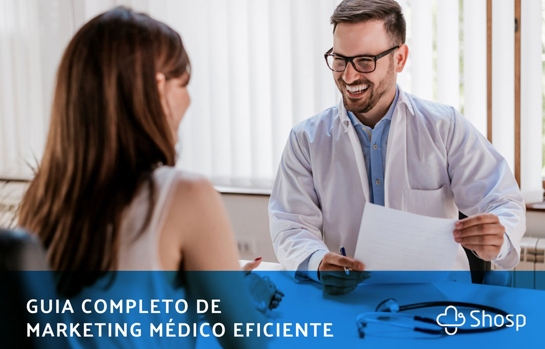 Aprenda a construir seu marketing médico de forma eficiente