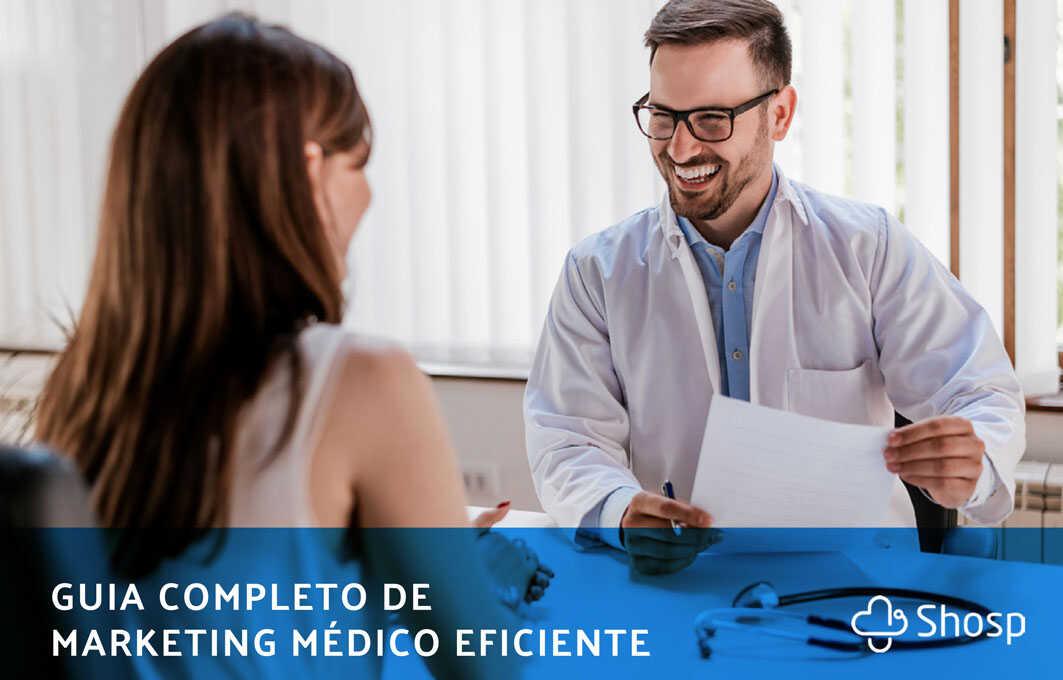 Saiba construir um marketing médico eficiente para sua clínica